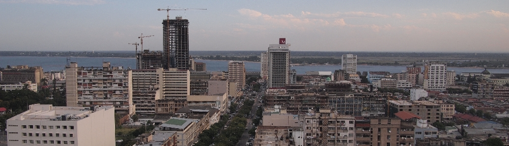 Sustainable freshwater supply for urbanizing Maputo, Mozambique
